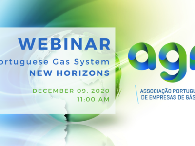AGN WEBINAR – Portuguese Gas System – NEW HORIZONS