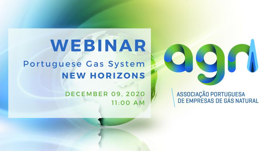 AGN WEBINAR – Portuguese Gas System – NEW HORIZONS