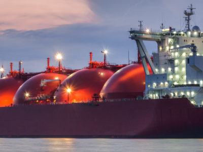 The role of LNG in decarbonising the energy system