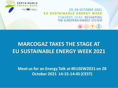 MARCOGAZ to take the stage at EUSEW 2021